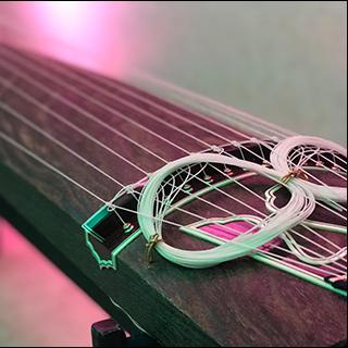 和太鼓の練習風景の画像